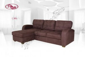 Диван Бригантина 4 с оттоманкой - Мебельная фабрика «Гранд-мебель»