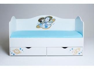 Детская кровать Белка и Стрелка - Мебельная фабрика «МебельМульт»