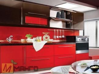 Прямая кухня Ирен - Мебельная фабрика «Манго»