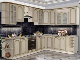 Кухонный гарнитур угловой Степ - Мебельная фабрика «Прометей»