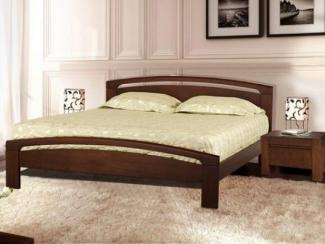 Кровать Мальта 3 массив бука - Мебельная фабрика «Диамант-М»