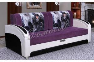 Прямой диван Лидер 14  - Мебельная фабрика «Домосед»