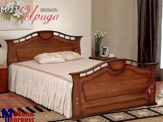 Кровать «Ирида» М-23 - Мебельная фабрика «Мебель Прогресс»