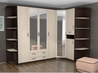 Угловой шкаф Алина 2 - Мебельная фабрика «КМебель»