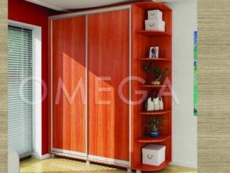 Шкаф-купе Омега 2д - Мебельная фабрика «Омега»