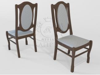 Стул 9 из массива березы - Мебельная фабрика «Каприз»