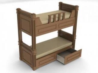 Кровать Абелар - Мебельная фабрика «Аллант»