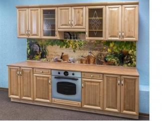 Кухня Лиза массив березы - Мебельная фабрика «Rits»