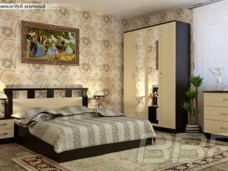 Спальный гарнитур «Европа» - Мебельная фабрика «ВВР»