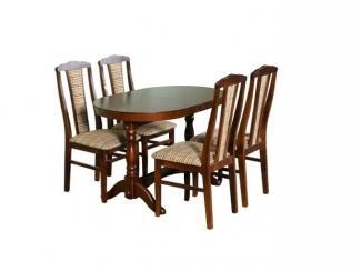 Стол обеденный деревянный Престиж