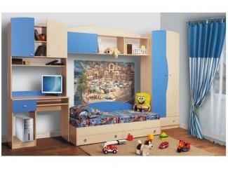 Детская Тони для мальчика - Мебельная фабрика «Олмеко»