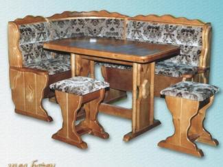 Кухонный уголок Барон - Мебельная фабрика «Заря»