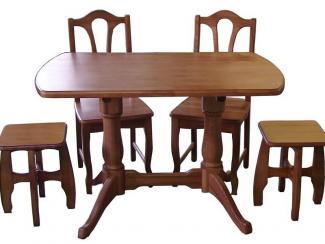 Стол обеденный Ясень - Мебельная фабрика «Гармония мебель», г. Великие Луки