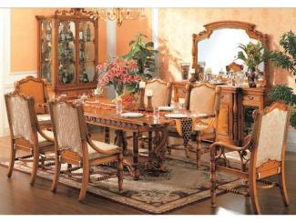 Обеденная группа мебель из ротанга - Импортёр мебели «Мебельторг (Китай)»