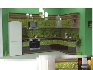 Кухня угловая Фотопечать 08 - Мебельная фабрика «Форт»
