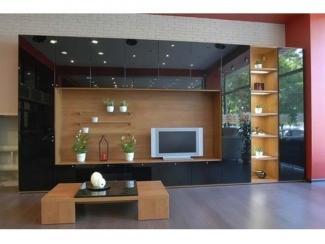 Стильная гостиная Парус  - Мебельная фабрика «Интерьер»