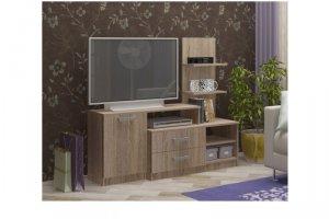 Гостиная под телевизор Люкс - Мебельная фабрика «КорпусМебель» г. Ульяновск