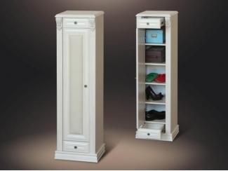Обувница стойка Б5.16-3 - Мебельная фабрика «Благо»