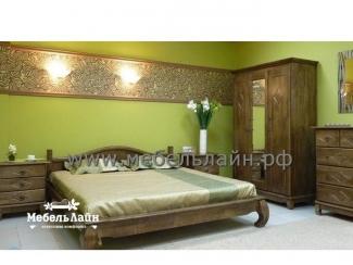 Спальный гарнитур из дерева - Мебельная фабрика «МебельЛайн»
