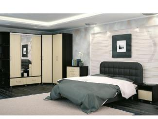 Спальня ЛДСП t22 - Мебельная фабрика «Кухни Заречного»