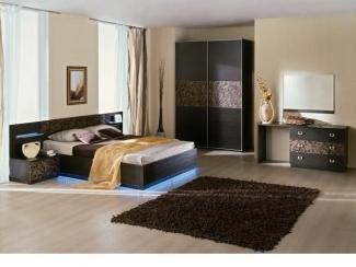Спальный гарнитур Невада - Мебельная фабрика «Лира»