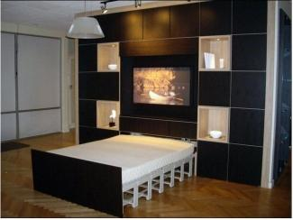 Стенка-трансформер  в гостиную  - Мебельная фабрика «Перспектива»