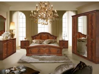 Спальный гарнитур Виола орех - Мебельная фабрика «Пинскдрев»