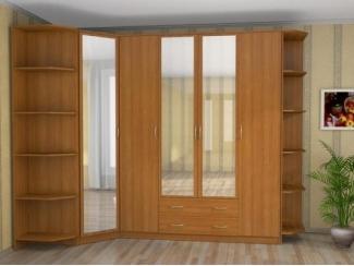 Угловой шкаф  Алина 1 - Мебельная фабрика «КМебель»