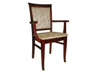 Стул с подлокотниками Йорк-022 - Мебельная фабрика «Ногинская фабрика стульев»