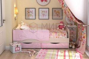 Детская кровать Дельфин - Мебельная фабрика «Мир»
