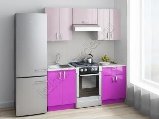 Кухонный гарнитур прямой Вега - Мебельная фабрика «Кухни Вардек»