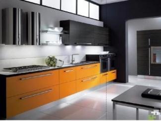 Прямая кухня Модерн 017 - Изготовление мебели на заказ «Ре-Форма»