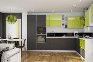 Кухня Nextra Санди - Мебельная фабрика «MGS MEBEL»