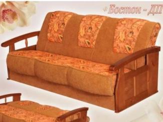Диван прямой Бостон ДП - Мебельная фабрика «Росмебель»