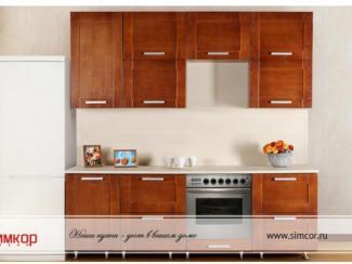 Кухня Камелия массив - Мебельная фабрика «Симкор»