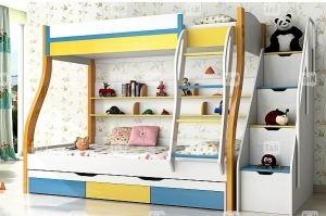 Детская двухъярусная кровать Huson - Мебельная фабрика «ТомиНики»
