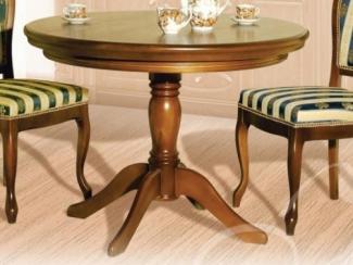 Стол обеденный круглый НМ-416 - Мебельная фабрика «Нижегородец»