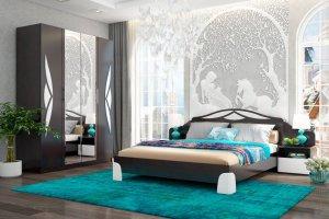 Спальня Жаннет - Мебельная фабрика «Столлайн»