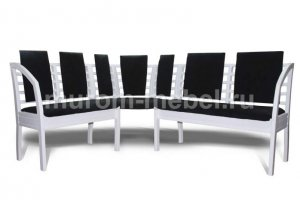 Уголок Грация с подлокотниками - Мебельная фабрика «Муром-мебель»