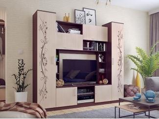 Мини-стенка Натали  - Мебельная фабрика «Мебельсон»