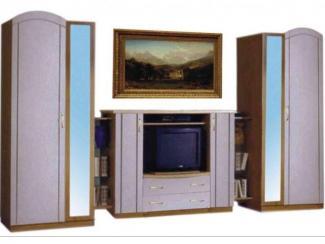Гостиная стенка Мега-2 ЛДСП - Мебельная фабрика «Гамма-мебель»