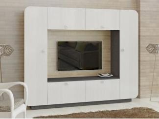 Стильная гостиная Карисма 6 - Мебельная фабрика «SON&C», г. Пенза