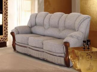 диван прямой Император французская - Мебельная фабрика «Алина-мебель»