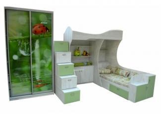 Детская Божья Коровка - Мебельная фабрика «Нэнси»