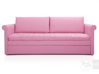 Розовый диван Лето  - Мебельная фабрика «Мирлачева», г. Ижевск
