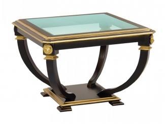 Стол журнальный из массива Эрика 1 - Мебельная фабрика «Салем-Мебель»
