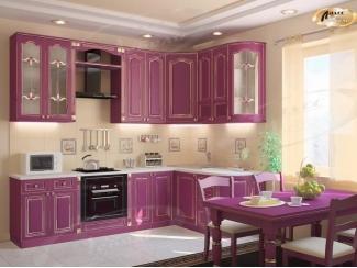 Угловая кухня Тюдор-Премьер - Мебельная фабрика «Ладос-мебель»