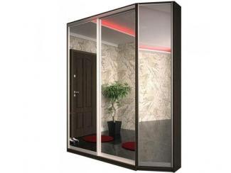 Шкаф-купе Аристократ 11 - Мебельная фабрика «МебельШик»