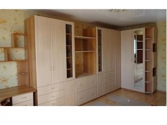 Угловая стенка в гостиную - Мебельная фабрика «ВВ Мебель»