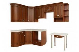 Кухонный гарнитур угловой 111 - Мебельная фабрика «Балтика мебель»